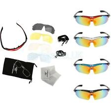 Polarized Cycling Sunglasses Outdoor Sports Bicycle Glasses with Frame