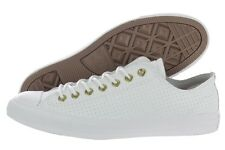Converse Chuck Taylor All Star Leather OX 151250C White Shoes Medium (D, M) Men