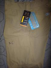 UNDER ARMOUR OFF AMOUR FISHING CARGO STYLE SHORTS 30  MENS NWT $59.99
