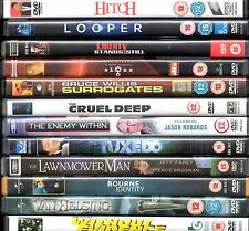 BARGAIN DVDs (#2)  - ONLY £1.50 + FREE POSTAGE (SELECT FROM DROP DOWN LIST)