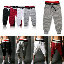 Jogging Dance Casual Running Sport Men's Trousers Gym Training New Shorts Pants