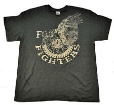FOO FIGHTERS winged wheel band T-SHIRT NEW S M L XL authentic