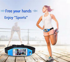 Outdoor Sports Running Waterproof Waist Pocket Belt For Samsung iphone