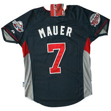 JOE MAUER MINNESOTA TWINS MLB ALL STAR JERSEY NWT SZ XL/2XL
