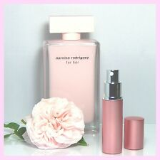 NARCISO RODRIGUEZ FOR HER - EDP - REFILLABLE TRAVEL & SAMPLE SIZES
