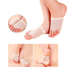 Belly/Ballet Dance Toe Pad Foot/Feet thong Protection Dance Socks 5 holes S L M