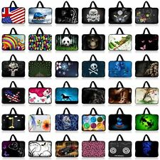 """15"""" Notebook Soft Case Sleeve Bag Pouch Cover+Hide Handle For 15.4"""" 15.6"""" Laptop"""