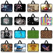 """Many Hot 15"""" 15.4"""" 15.6"""" Laptop Carry Sleeve Bag Case Cover Pouch +Hide Handle"""