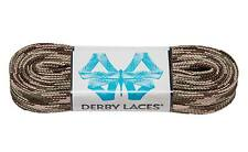 Camouflage Derby Laces Waxed Roller Derby Skate Lace in 60, 72, 84, 96, or 10...