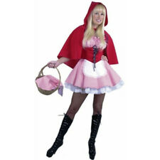 Adult Sexy Little Red Riding Hood Costume