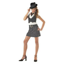 Preteen Mobster Girl Costume