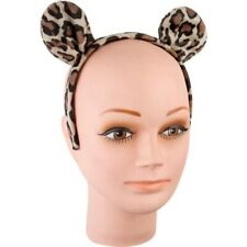 Adult Leopard Costume Headband