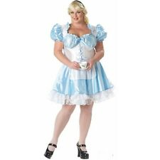 Adult Plus Size Sexy Alice Costume