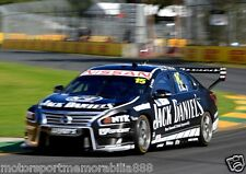 Rick Kelly 2015 6x4 or 8x12 photos V8 Supercars NISSAN ALTIMA JACK DANIEL'S