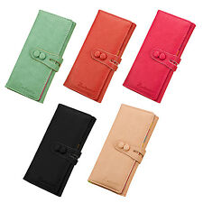 women wallet soft PU hasp purse clutch wallets lady coin purses cards holder  CP