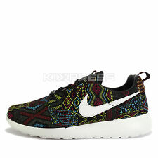 WMNS Nike Roshe One JCRD BHM QS [836230-001] NSW Casual Black/White-Red