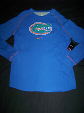 Nike Men's University Of Florida Gators Waffle Long Sleeve Shirt NWT