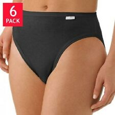 Jockey Elance Ladies' 6 Pack French Cut Panties - ASSORTED (Select Size)