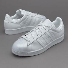 Shoes Adidas Superstar Glossy bb0683 Woman White sneakers Paint