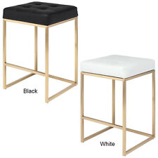 Chi Counter Stool Modern Kitchen Counter Stool Gold Stool Nuevo HGMM152 HGMM153