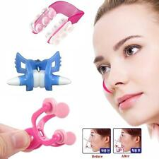 Magic Nose Up Lifting Shaping Clip Clipper Straightening Shaper No Pain Beauty #