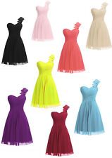 A 2016 New Short One Shoulder Homecoming Dress Party Cocktail Evening Dress Prom