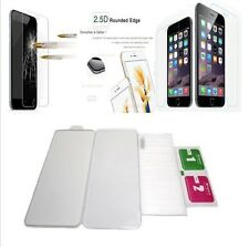 Premium Screen Protector Tempered Glass Protective Film For iPhone 6 Plus 5 5S
