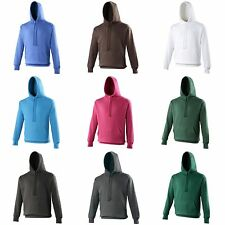 Awdis Mens Street Hooded Sweatshirt Hoodie 14 Colours Sizes S-2XL