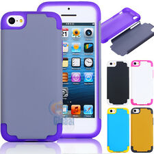 Shockproof TPU Rubber Ultra Thin Protective Hard Case Cover Skin for iPhone 5C