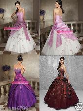 SALE New Cheaper Prices Women's Quinceanera Dress Formal Party Prom Ball Gowns