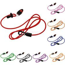 113cm Safety Coiled Paddle Leash Fishing Rod Tether Leashes for Kayak Canoe Boat