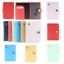 New Travel Organizer Cute Passport Holder Protector Cover Card Case Wallets Hot