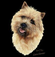 Cairn Terrier T Shirt Small-5XL White or Black