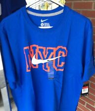 NWT Nike NYC Swoosh NY METS Orange Blue Brand New L-XXL New with tags Nike