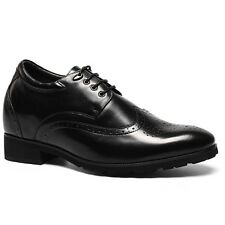 """Height Increasing Shoes Oxfords Elevator Shoes Insloes Taller 3.94"""" CHAMARIPA"""