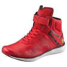 Shoes Puma F116 Skin Mid High Tops Ferrari Scuderia 305823 02 Men racing Scuderi