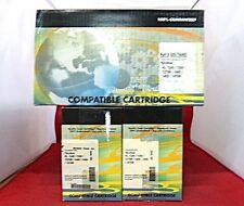 (Lot 3) TN460 Toner For Brother MFC 8300 8500 8600 8700 9600 9650 9700 9750