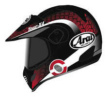 Arai XD4 Mesh Supermoto Motard Lightweight Adult Motorcycle Helmet