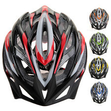 Unisex Adult Bike Bicycle Riding Cycling Safety Road&MTB Helmet Visor Adjustable