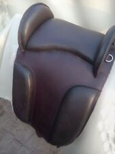 Leather Treeless All Purpose Spanish Saddle