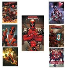 Deadpool Poster Choose Your Poster 24x36 Marvel Comics Wade Wilson X-Men Mutants