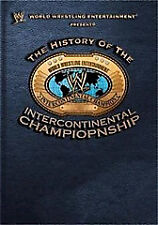 WWE History of the Intercontinental Championship DVD 2008