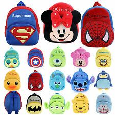 Kids Girls Boys Children Baby Toddler Backpack Doll Schoolbag Small Mini Bags