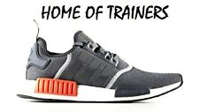Adidas NMD Runner R1 Grey Red Men's Trainer All Sizes (S31510)