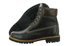 Timberland Earthkeepers Heritage Rugged Boot TB06848A Brown Medium (D, M) Mens