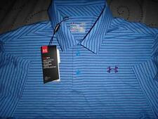 UNDER ARMOUR GOLF HEATGEAR POLO SHIRT XXL XL L NWT $64.99
