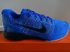 Nike Lunarglide 7 mens trainers sneakers 747355 402 racer blue NEW IN BOX
