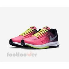 Shoes Nike Air Zoom Pegasus 33 GS 834316 004 Woman Running Black Multicolor