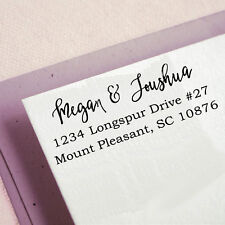 Personalized UNMOUNTED/WOOD MOUNTED Stamp Custom Rubber Stamp Proposal Idea Gift