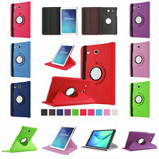 """360° PU Leather Stand Case Cover For Samsung Tab A 9.7"""" SM-T550 E 9.6"""" SM-T560"""